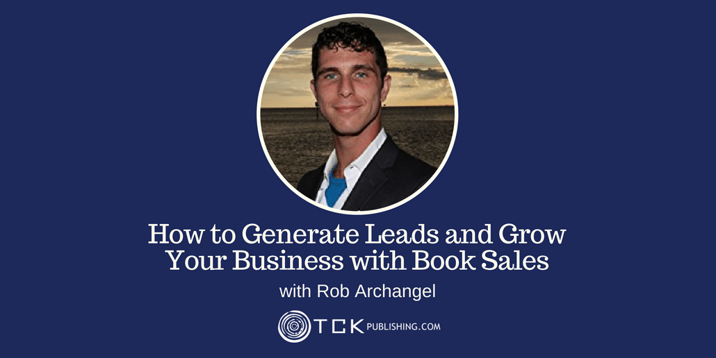how to generate leads and grow your business with book sales