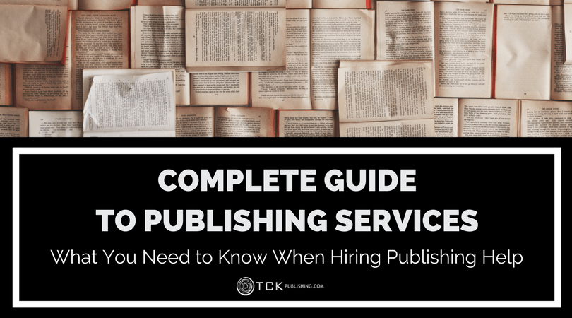 what are publishing services and how do i publish with them