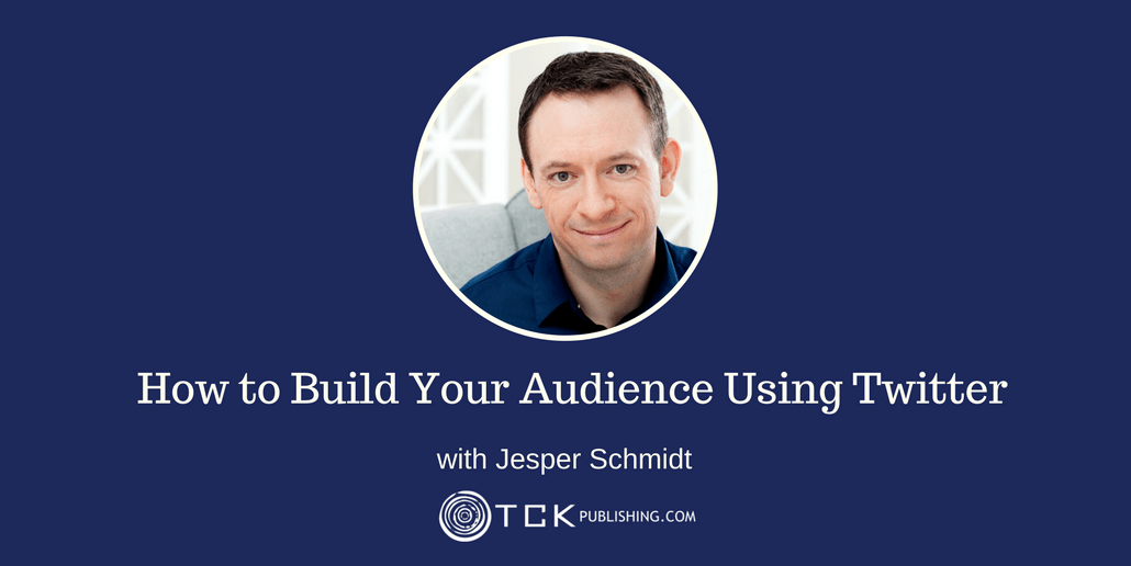 168: How to Build Your Audience Using Twitter with Jesper Schmidt