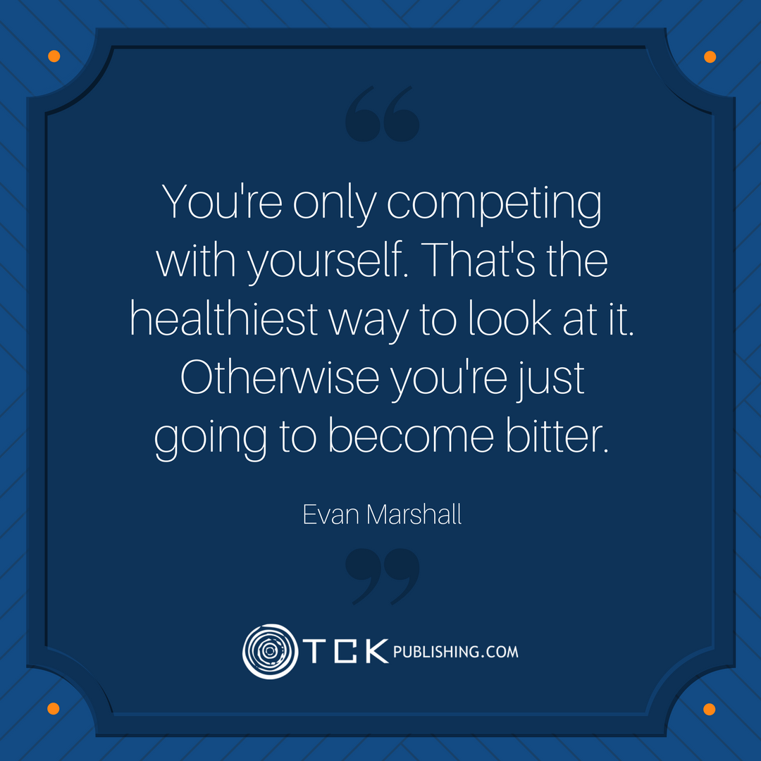 how to take competition constructively