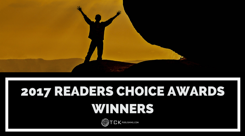 2017 tck publishing readers choice award winners