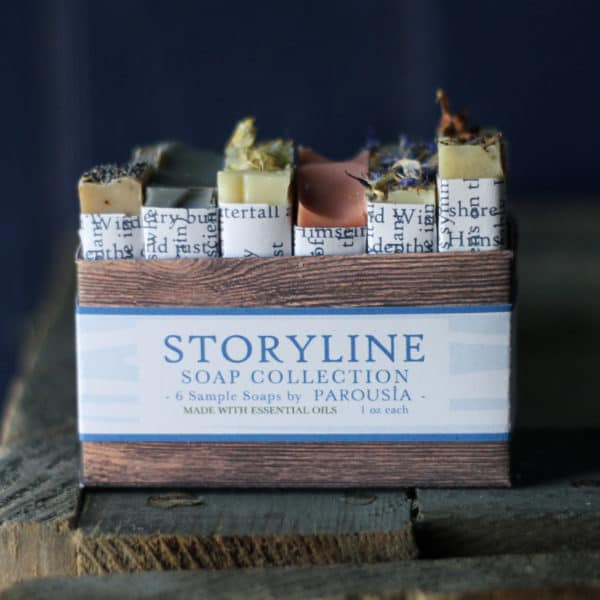 storyline soap sampler for writers