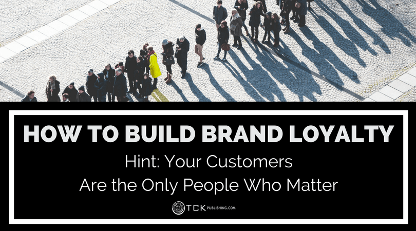 how to build brand loyalty
