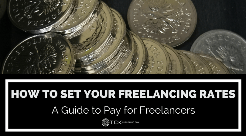 how to set freelance pay rates