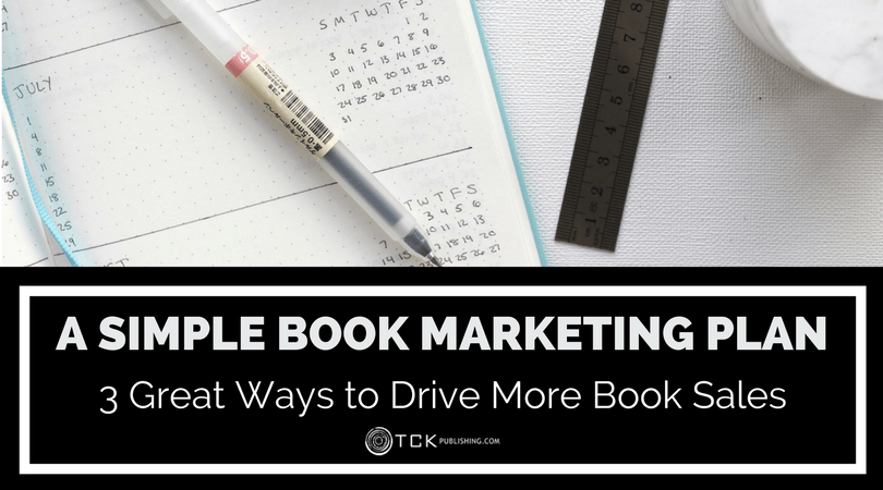 how to plan book marketing for the year