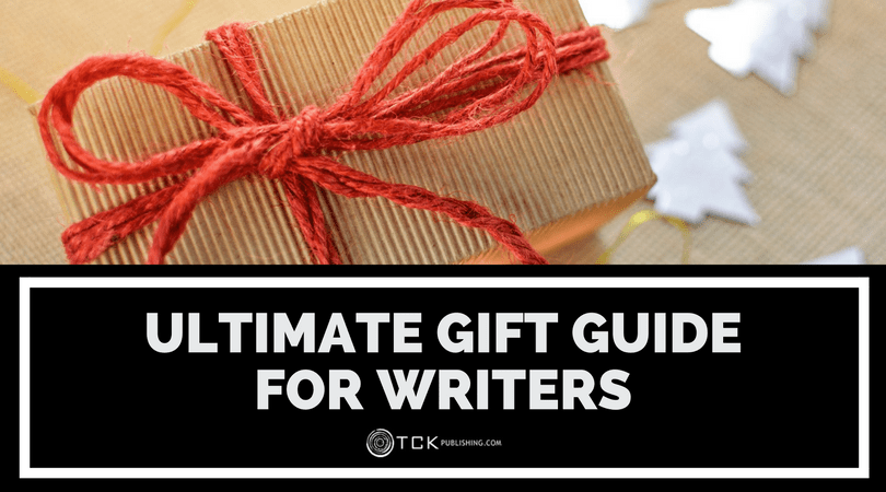 gift guide for writers and authors