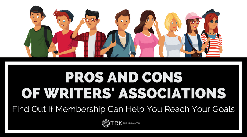 benefits of joining a writers association