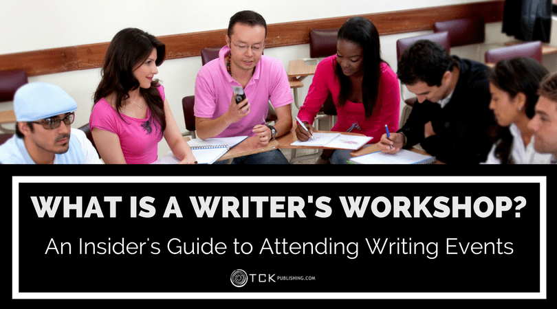 What Is a Writer's Workshop? An Insider's Guide to Attending Writing Events