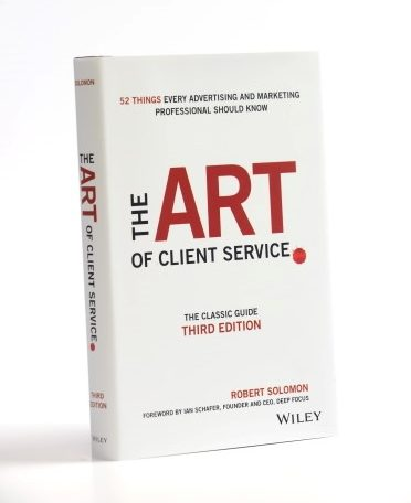 the art of client service how to sell more books