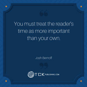 how to add value for readers
