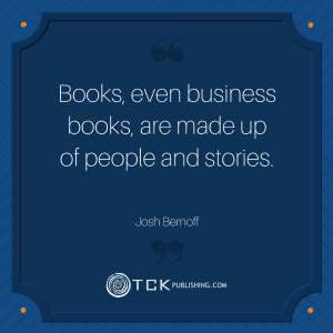 how to write a better business book