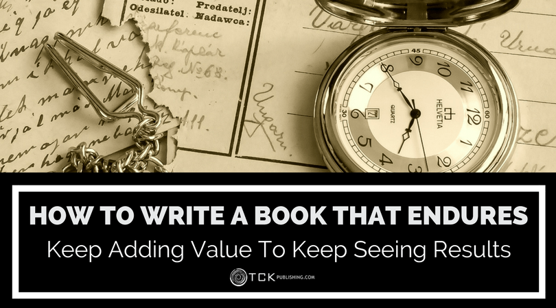 how to write a book that gets consistent sales