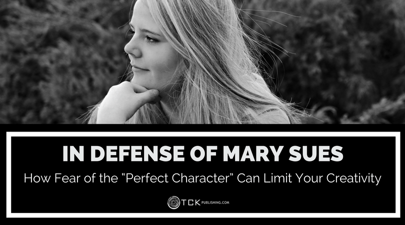 are mary sues ever okay in writing
