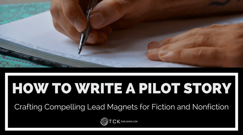how to test story ideas with a lead magnet