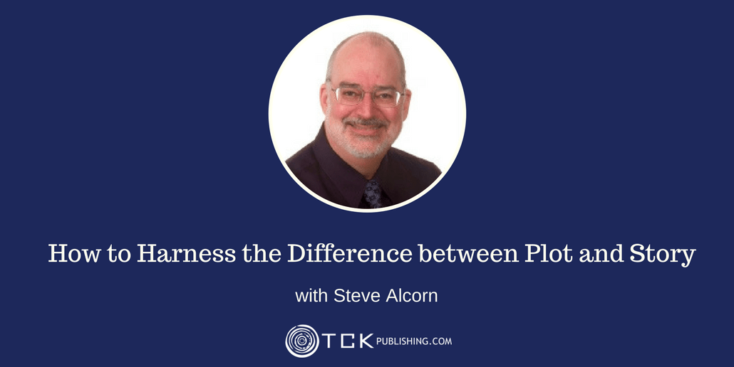 176: How to Harness the Difference between Plot and Story with Steve Alcorn