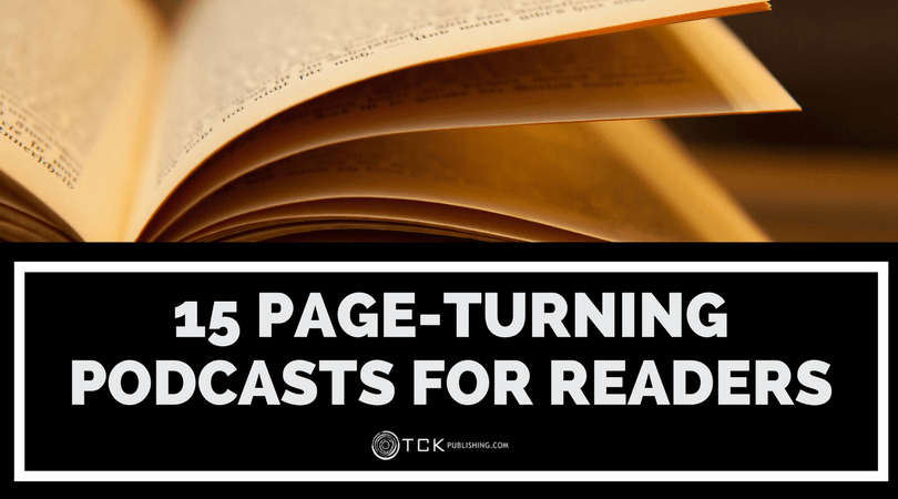 15 Page-Turning Podcasts for Readers