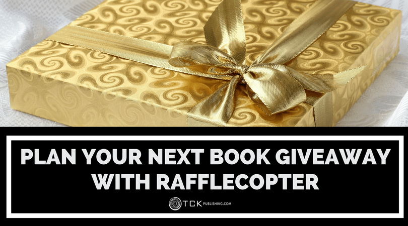 how to use rafflecopter to host a giveaway