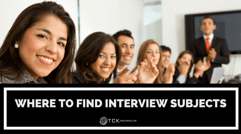 Where to Find Interview Subjects
