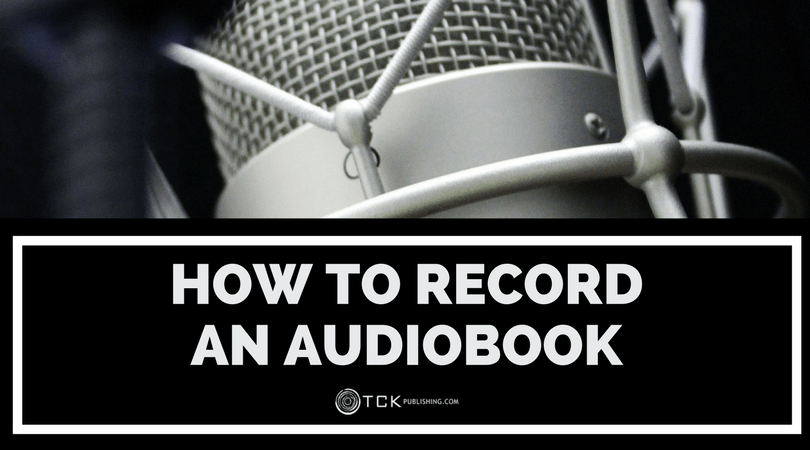 how to record an audiobook diy