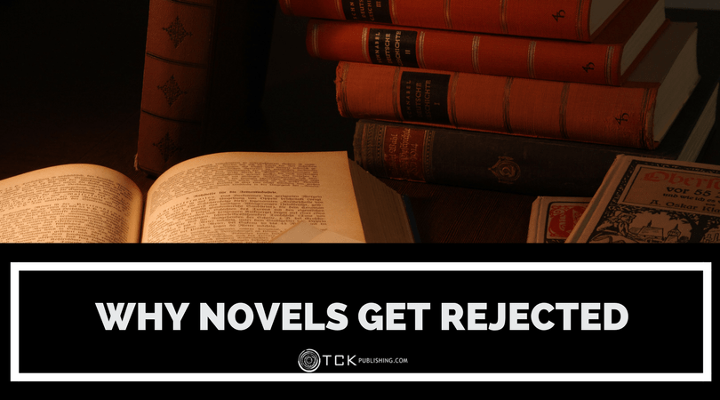 Why Novels Get Rejected image