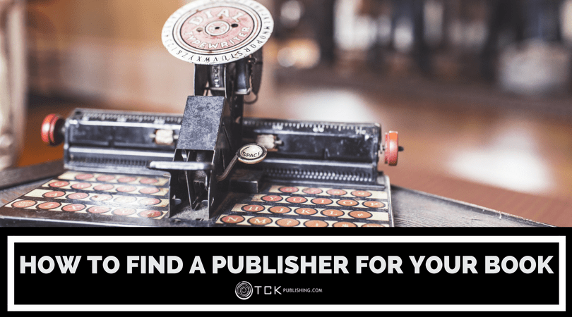 How to Find a Publisher for Your Book image