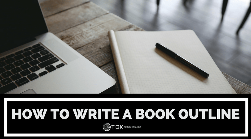 How to Write A Book Outline image