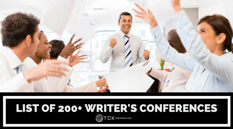 List of 200+ Writer's Conferences image
