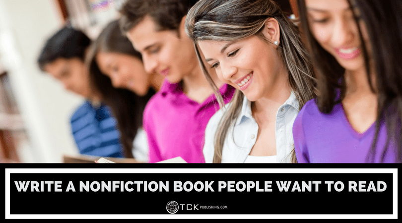 Write a Nonfiction Book People Want to Read image