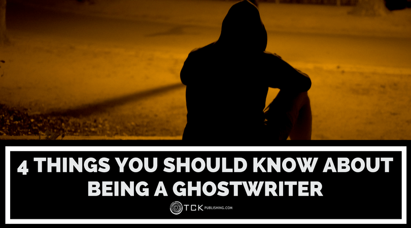 4 Things You Should Know About Being A Ghostwriter image