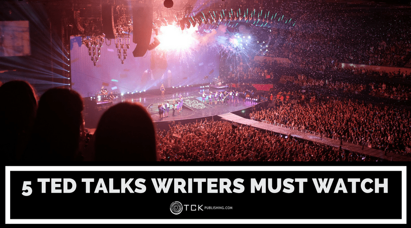 5 TED Talks Writers Must Watch image