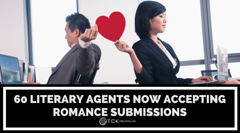60 Literary Agents Now Accepting Romance Submissions