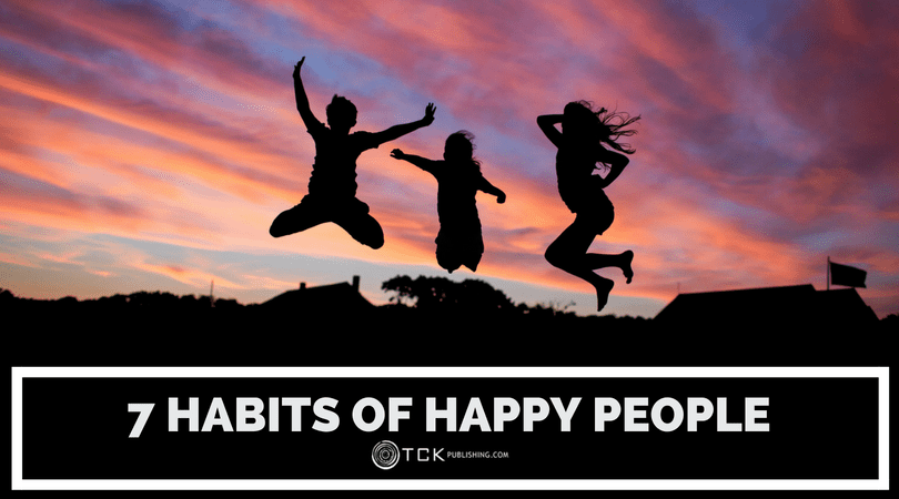 7 Unexpected Habits of Happy People