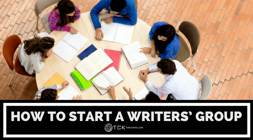 How To Start A Writers' Group