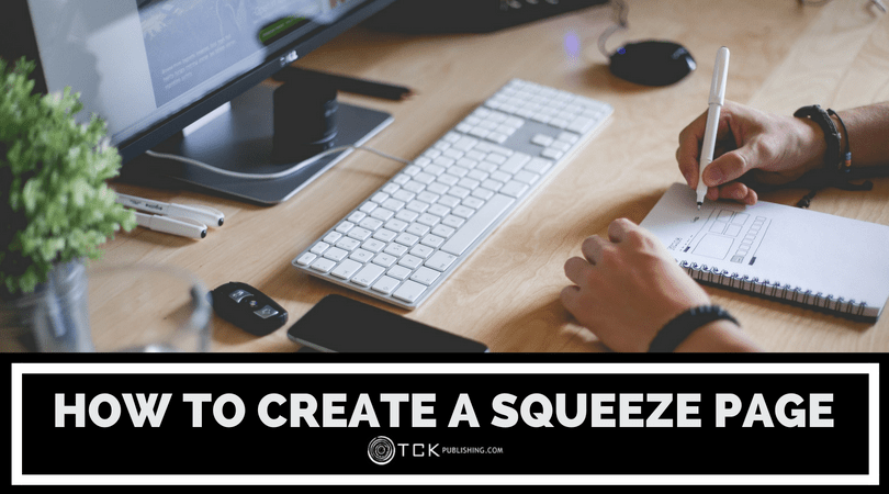 How to Create a Squeeze Page image