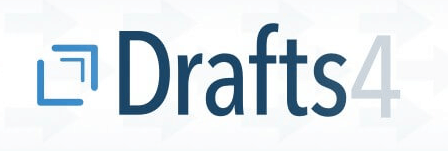 Mobile Writing App - Drafts4 image