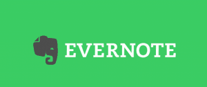 Mobile Writing App - Evernote image