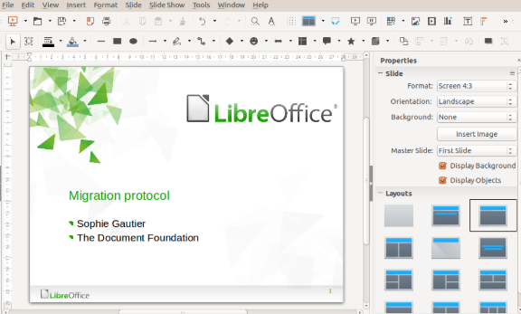 The Best Writing Software for Writers-LibreOffice image