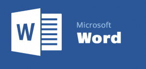 The Best Writing Software for Writers-Microsoft Word image