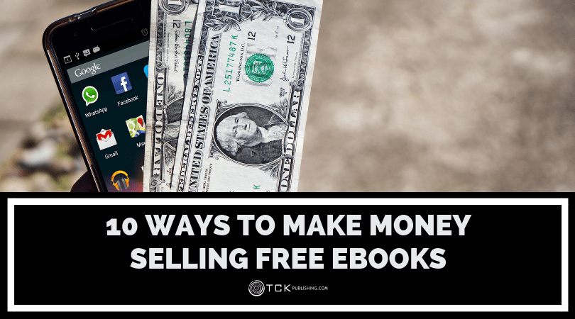 10 Ways to Make Money Selling Free eBooks image