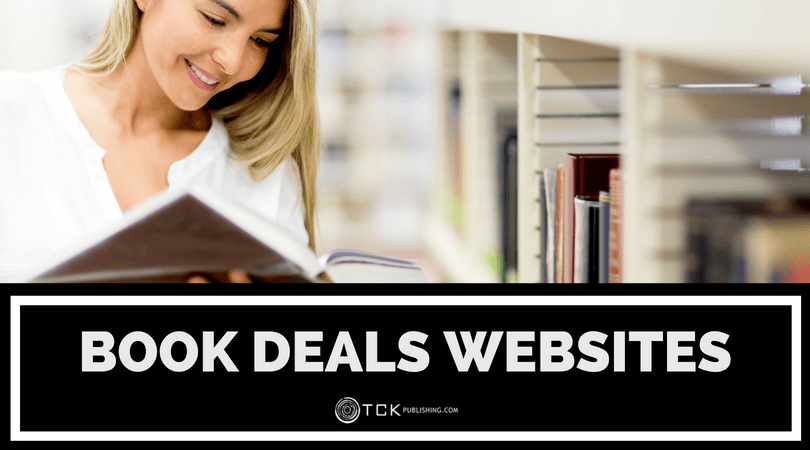 Book Deals Websites image
