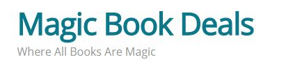 Magic Book Deals logo image