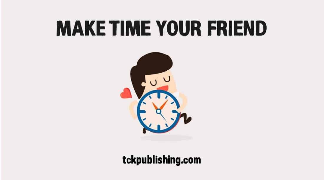 Make Time Your Friend image