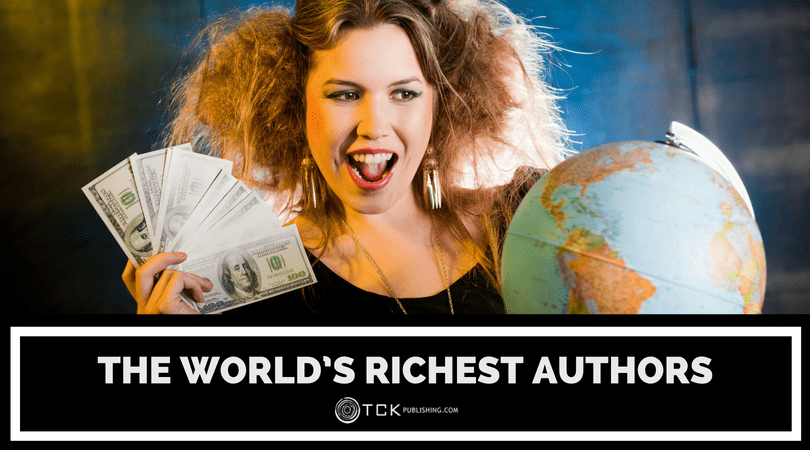 The World's Richest Authors and How They Made It