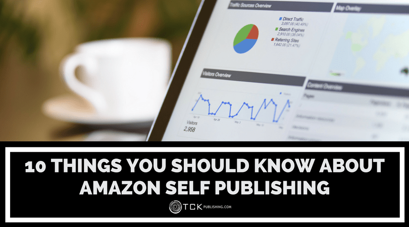 10 Things You Should Know About Amazon Self Publishing image