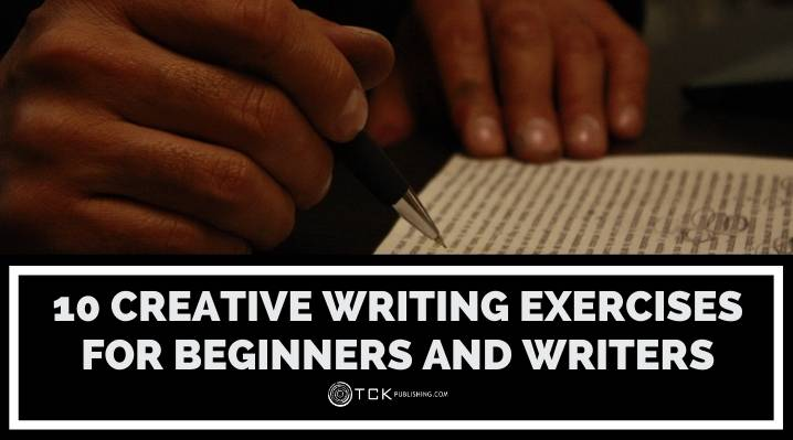 10 Creative Writing Exercises for Beginners and Writers images