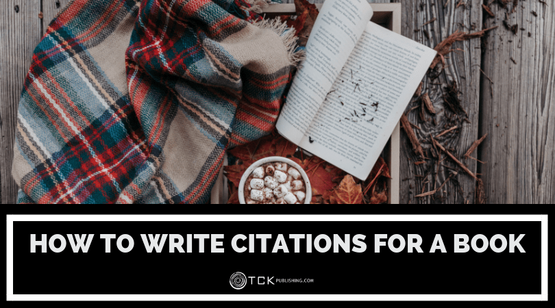 How to Write Citations for a Book