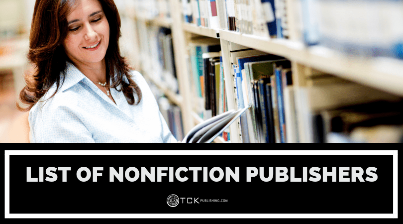 List of Nonfiction Publishers image