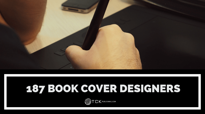 187 Book Cover Designers image