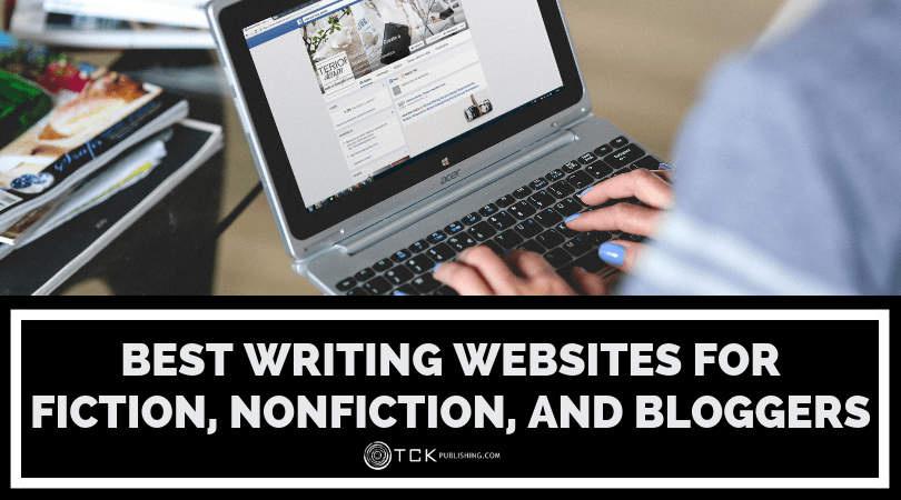 Best Writing Websites for Fiction, Nonfiction, and Bloggers image