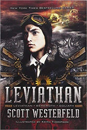 Leviathan by Scott Westerfeld image